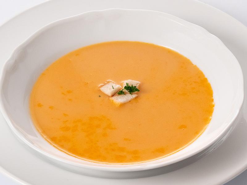 オマール海老の濃厚スープ