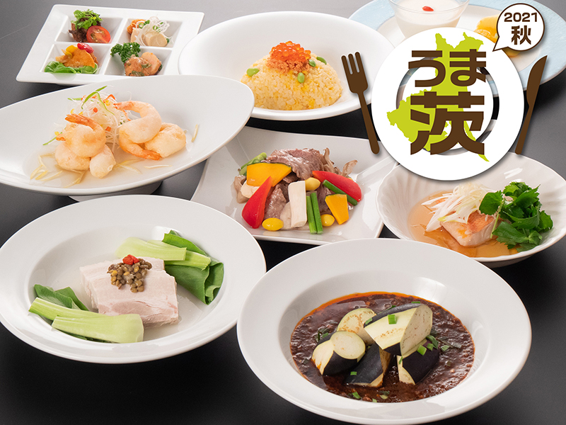料理長おすすめ季節のコース(9.10.11月)食彩