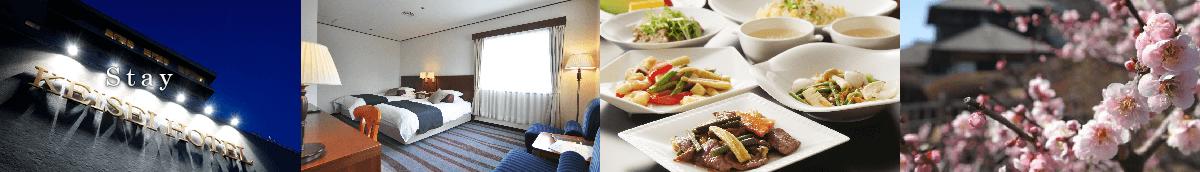 Mito Keisei Hotel Stay