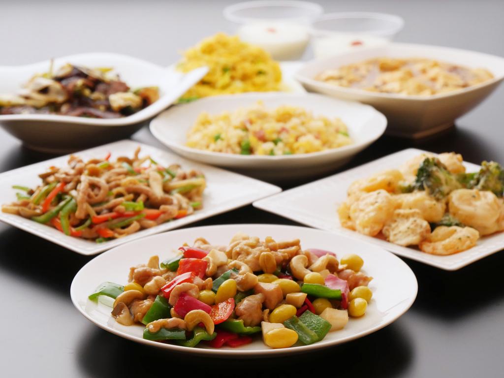 中国料理 景山 GWファミリーコース